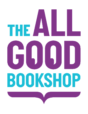 all good bookshop logo padded