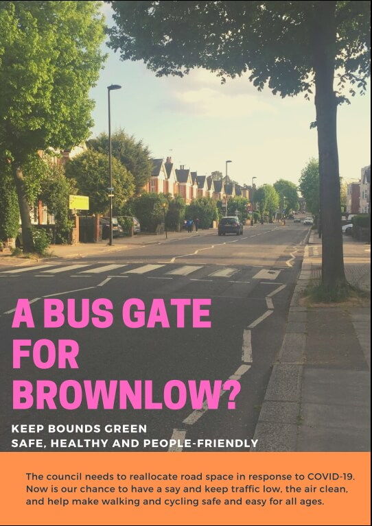 bus gate for browlow flyer