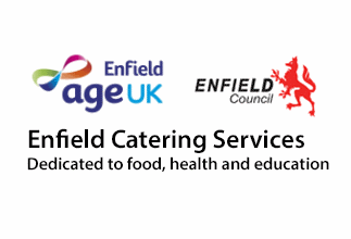 enfield catering services age uk