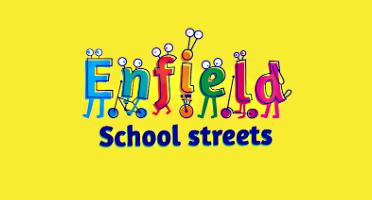 enfield school streets logo