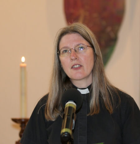 rev melanie smith