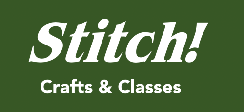 stitch crafts and classes logo