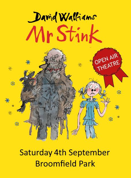 mr stink advert