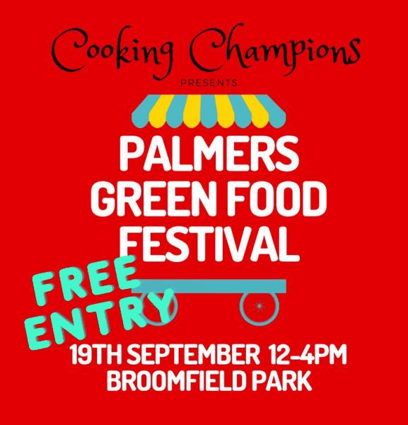 202109 palmers green food festival 2