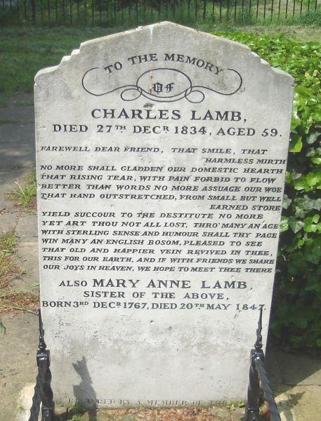 charles lamb essays
