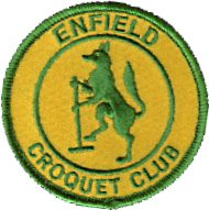 enfield croquet club