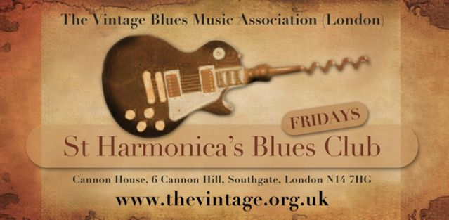 st harmonicas blues club southgate