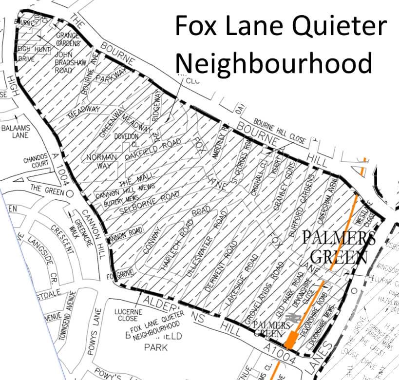 """Quieter Neighbourhoods"" consultation to start soon ..."