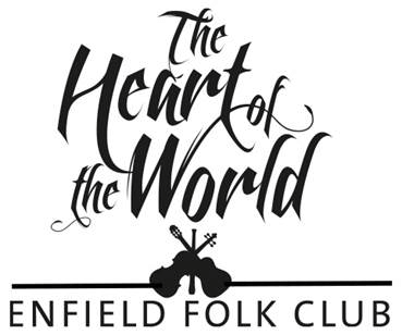 enfield folk club heart of the world logo