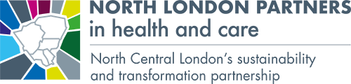 north london partners in health and care logo