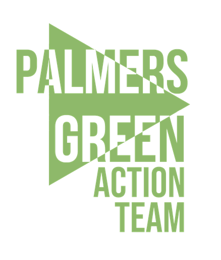 palmers green action team logo