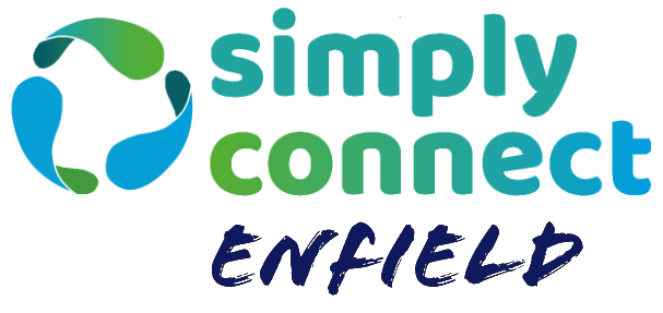 simply connect enfield logo