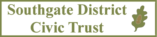southgate district civic trust logo