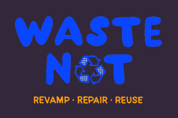 waste not logo