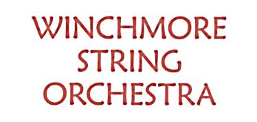 winchmore string orchestra logo