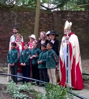 minchenden oak rededication cub scouts