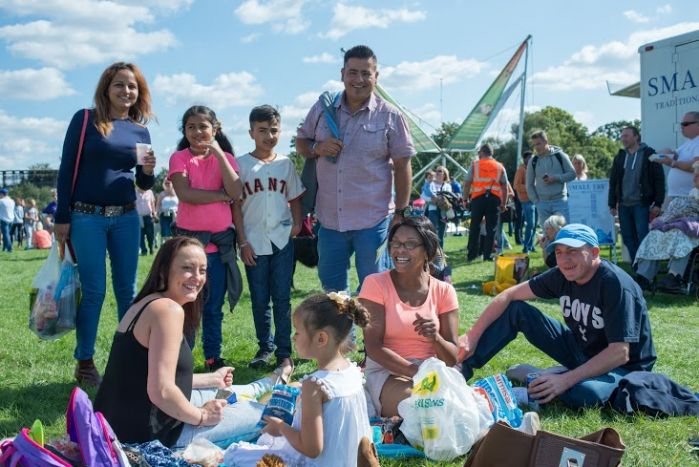 Palmers Green Festival 2015