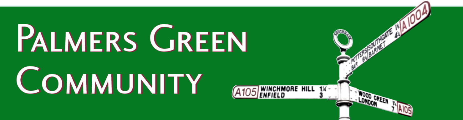 Palmers Green Community website logo