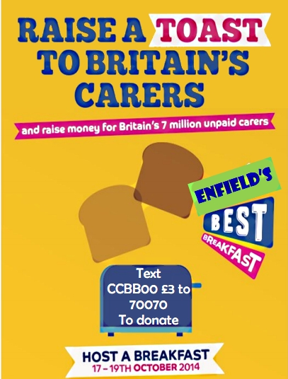 raise a toast to britains carers