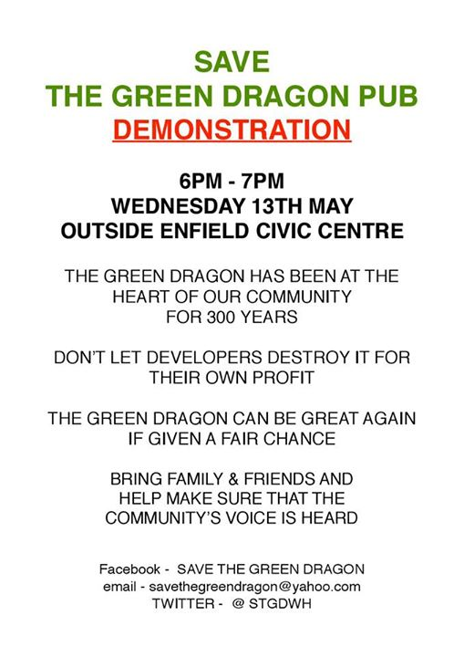 save the green dragon demo