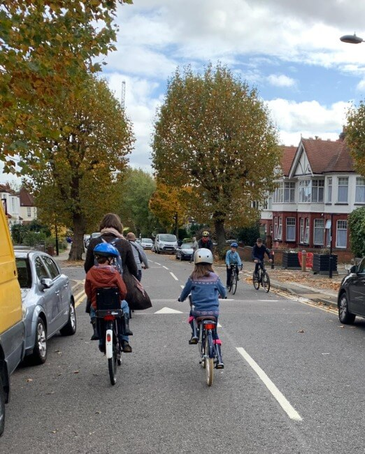 Fox Lane low-traffic neighbourhood moves a step closer - Comment by Adrian Day